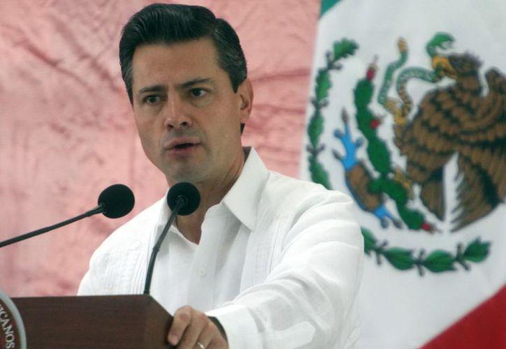 Los inversionistas están atentos a la aprobación de una reforma fiscal favorable en México, apuntalada por el presidente Enrique Peña. (Notimex)