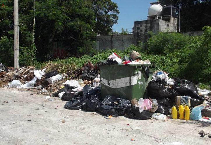 A pesar de la situación, ciudadanos confían en que el servicio se restablecerá a la brevedad. (Alejandra Galicia/SIPSE)