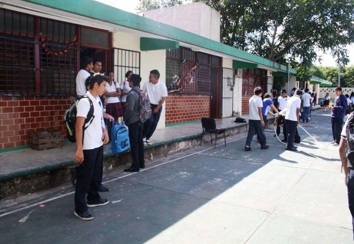 La SEyC en Solidaridad no considera necesaria la construcción de una preparatoria en Puerto Aventuras. (Octavio Martínez/SIPSE)