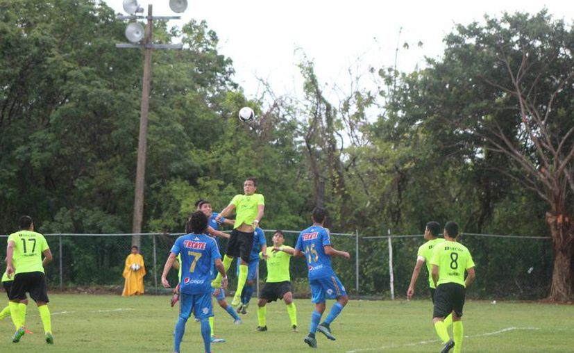 Después de la primera jornada, en la cual el equipo ortomorelense derrotó 3-1 a Jiquipilas de Chiapas. (Raúl Caballero/SIPSE)