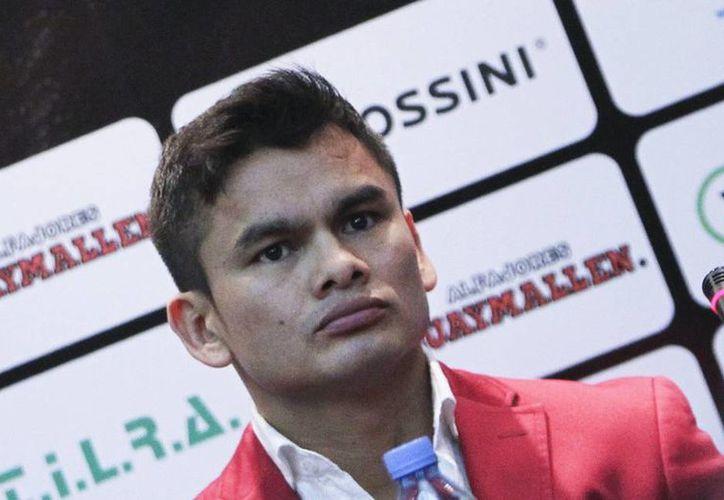 El boxeador argentino Marcos Maidana reiteró que en septiembre le dará la revancha al multicampeón Floyd Mayweather. (EFE/Archivo)