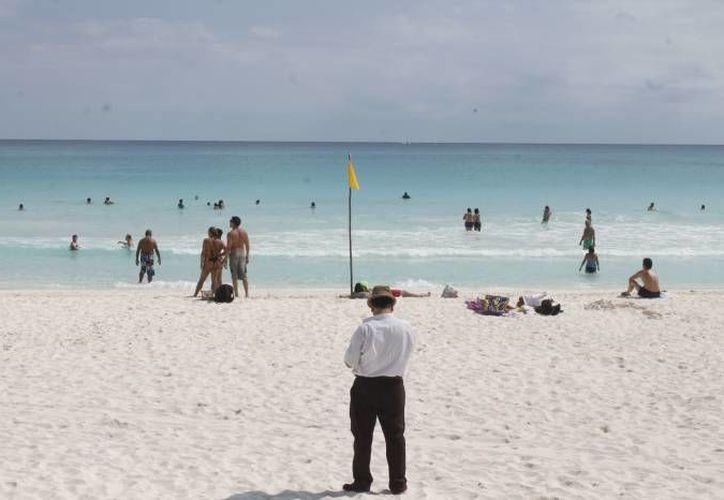 La Dirección de la Policía Turística aplica diariamente otros siete operativos en la ciudad. (Redacción/SIPSE)