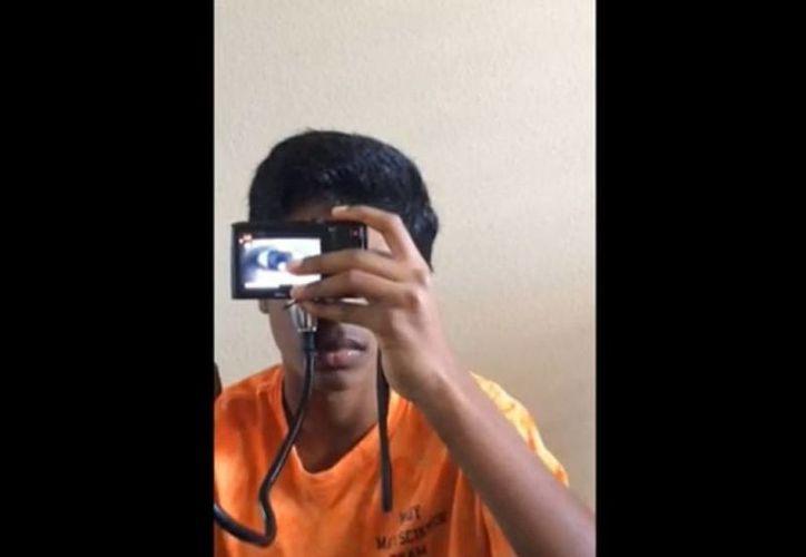 Adolescente inventa dispositivo capaz de salvar a miles de conductores