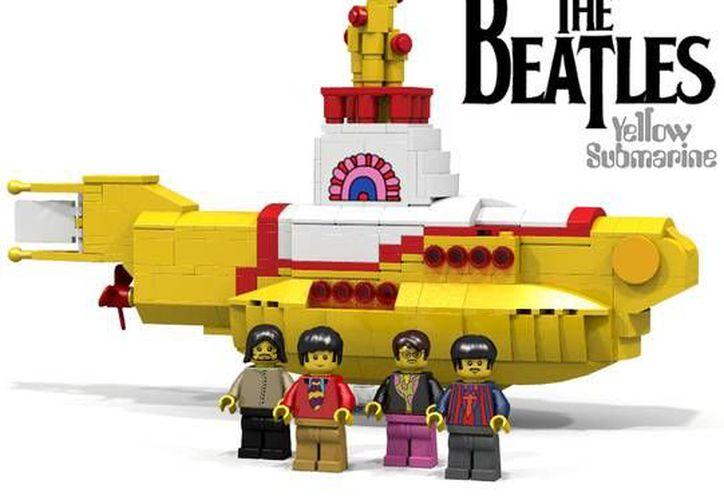 La edición especial tendrá un costo de alrededor de 60 dólares y podría ser el máximo atractivo de la empresa para las ventas de fin de año.(Lego)