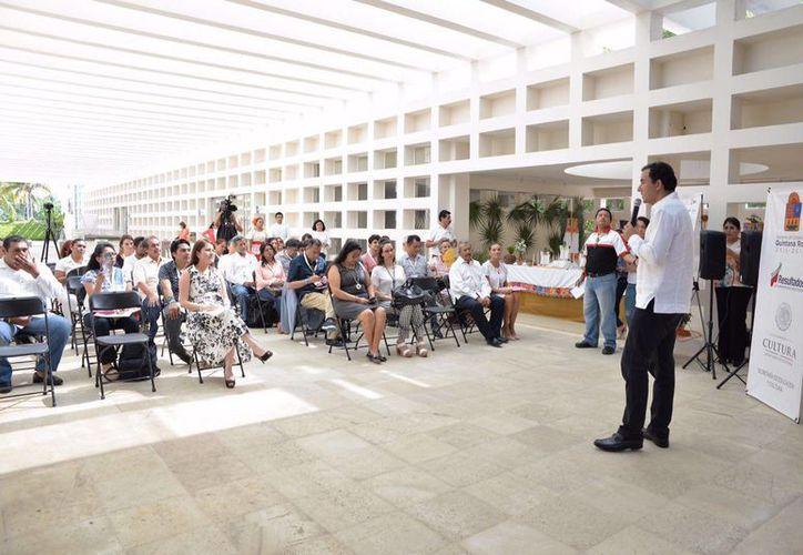 Se lleva a cabo en el Museo Maya de Cancún durante tres días. (Redacción/ SIPSE)