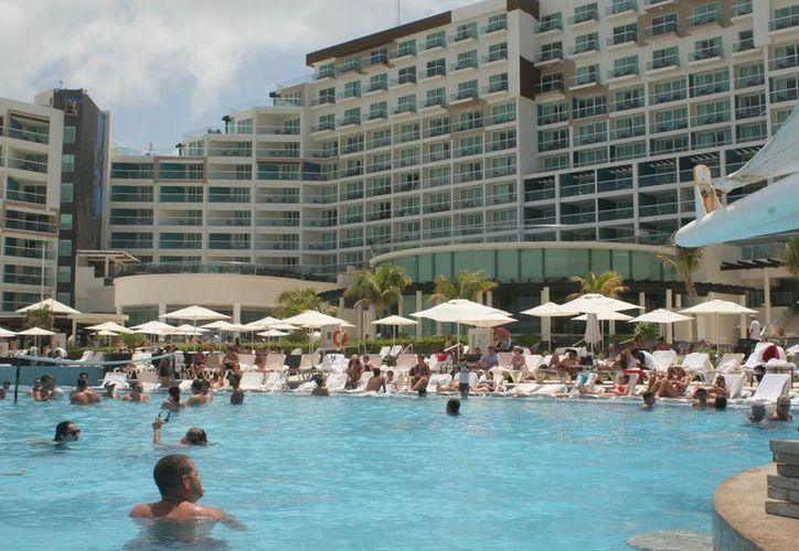 Se prepara el sector turístico de Cancún para recibir este importante evento en 2014. (Jesús Tijerina/SIPSE)