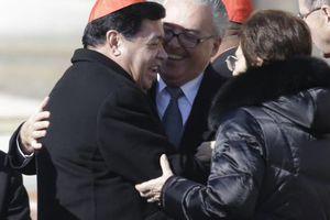 Se despide Benedicto XVI de sus fieles