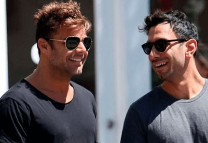 """Jwan Yosef felicitó a través de Instagram a Ricky Martin por su nominación al Emmy por su participación en """"The Assasination of Gianni Versace: American Crime Story"""". (Clarín)"""