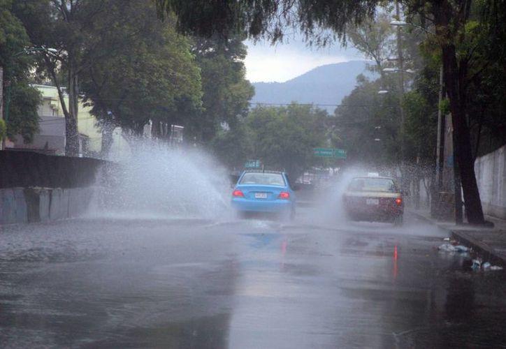 La actual temporada de lluvias en Guatemala ha cobrado la vida de ocho personas. La imagen cumple funciones estrictamente referenciales. (Archivo/Notimex)