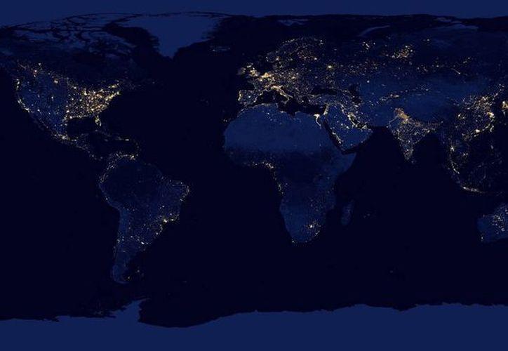 La excesiva iluminación del mundo en las noches afecta seriamente el sueño, de acuerdo a estudios científicos. (esmateria.com)