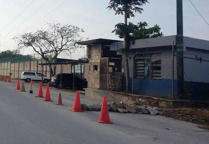 El miércoles se realizó la primera revisión dentro de la cárcel de Playa del Carmen. (Daniel Pacheco/SIPSE)