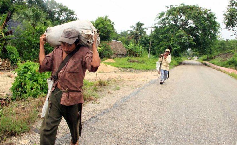 Incluso en la pobreza extrema se puede encontrar sentido a la vida. (SIPSE/Archivo)