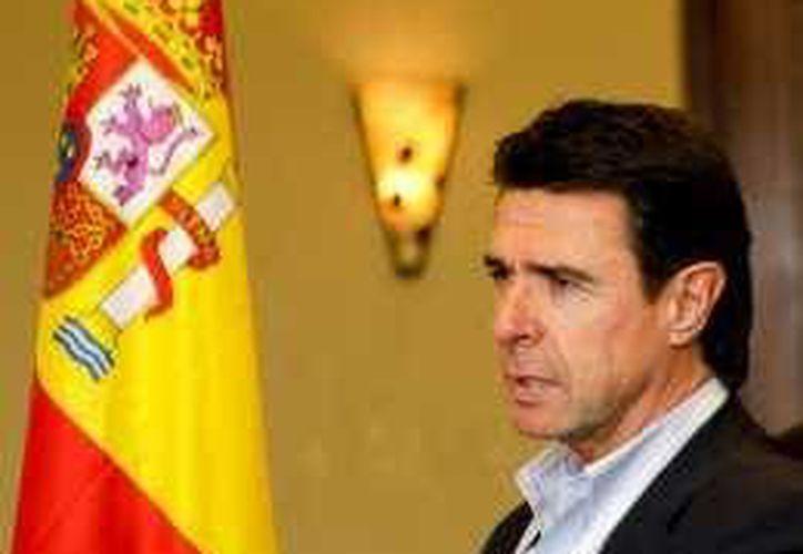 ministro español de Industria, Energía y Turismo, José Manuel Soria López destacó el beneficio mundial de la Reforma Energética. (Foto/Notimex)