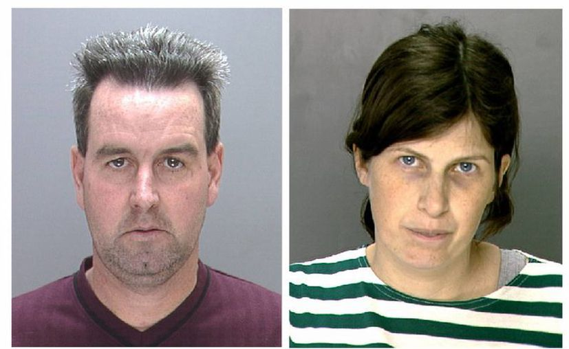 Herbert y Catherine Schaible dejaron morir a otro de sus hijos en 2009. (Agencias)