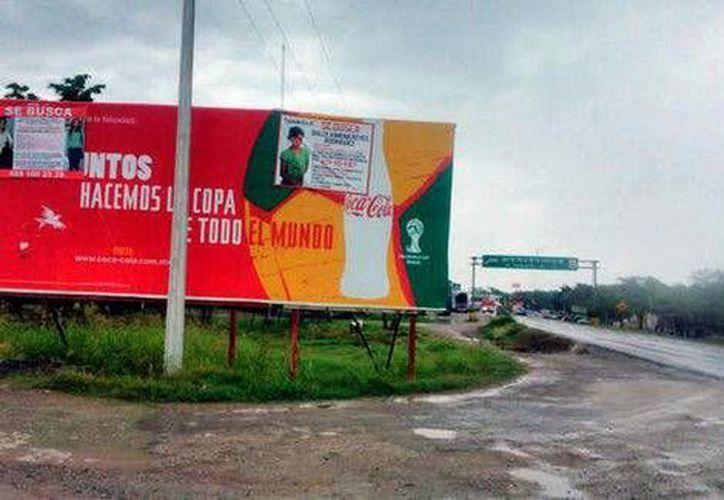 Se espera que las autoridades den información oficial sobre la fosa clandestina, ubicada en el municipio de Tamuin. (Milenio)