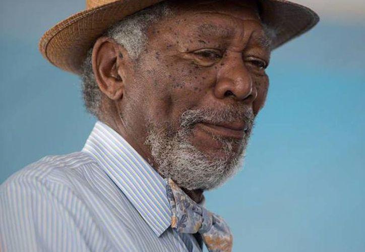 Morgan Freeman es el primer actor confirmado del elenco que protagonizará el 'remake' de 'Ben Hur'. (Facebook/Morgan Freeman)