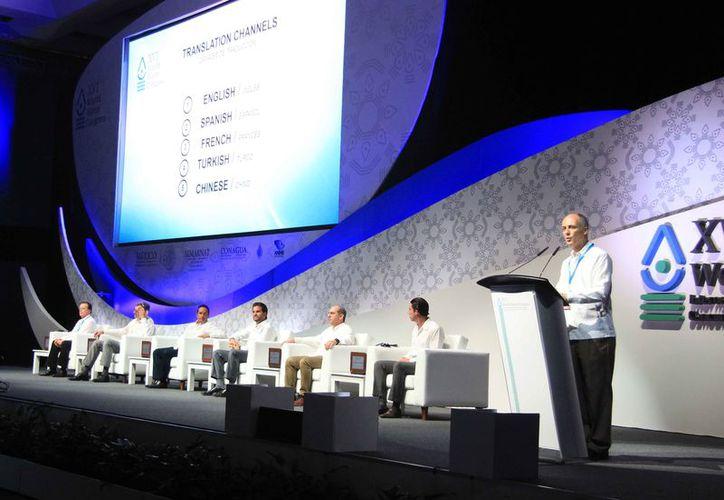 En el evento en Cancún participaron representantes de 90 países. (Luis Soto/SIPSE)
