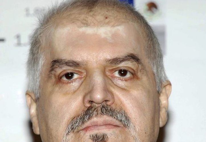 Una vez que cumpla su sentencia en EU, 'El Doctor' será deportado a México. (Agencias)