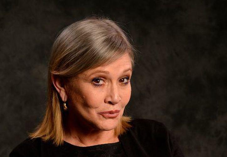 La fallecida actriz que representó a la Princesa Leia no tendrá aparición en la tercera parte de la nueva trilogía. (Play FM)