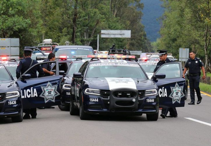 La Policía Federal desplegará a 13 mil 250 elementos para mantener la seguridad durante la visita del Papa Francisco en México. (Archivo/Notimex)