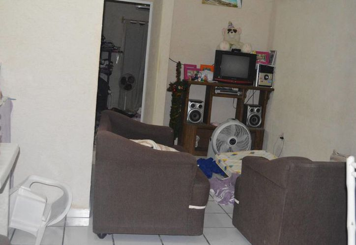 Los hechos se registraron en un domicilio de Puerto Morelos. (Eric Galindo/SIPSE)