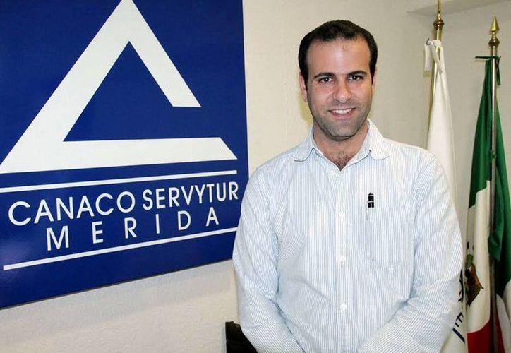 Juan José Abraham Dáguer dijo que Yucatán tendrá presencia en la expo. (Milenio Novedades)
