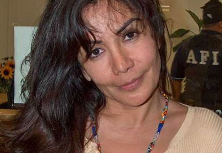 Sandra Ávila Beltrán volverá a prisión pues aún enfrenta un juicio por el presunto delito de operaciones con recursos de procedencia ilícita. (Milenio)