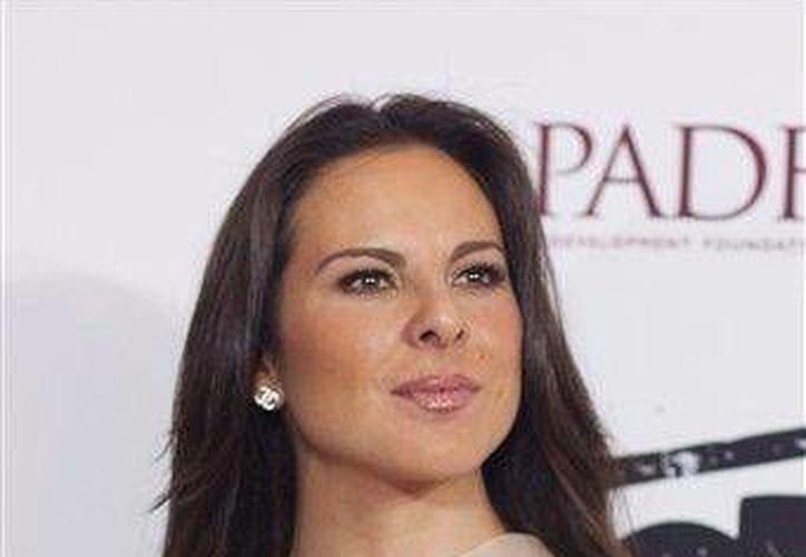 La actriz mexicana se encuentra en su casa de Los Angeles y está dispuesta a hablar con la justicia mexicana. (AP)