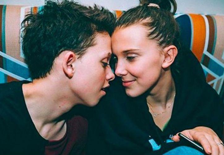 Los fans de la actriz están algo desconcertados porque no saben si la infidelidad de Jacob fue real. (Foto: Instagram)