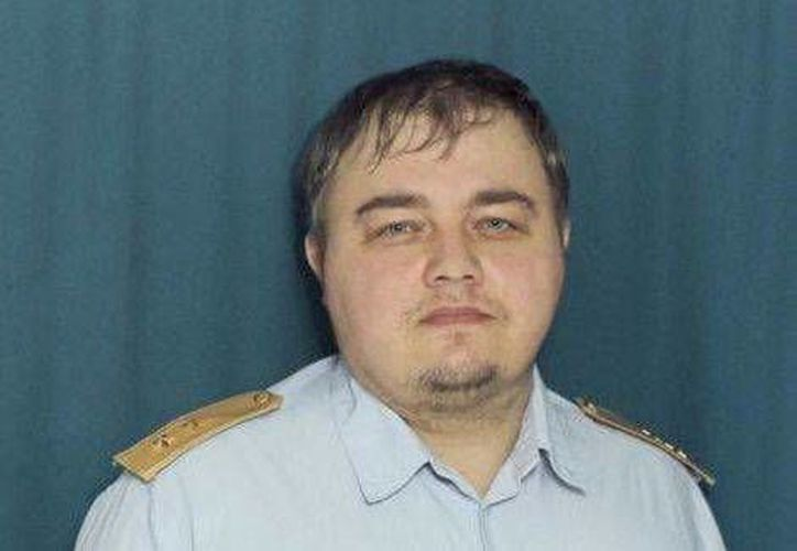 Excepto por la diferencia de peso, los rasgos en el rostro de Roman Burtsev son casi idénticos a los del actor Leonardo DiCaprio. (Foto tomada de Milenio)