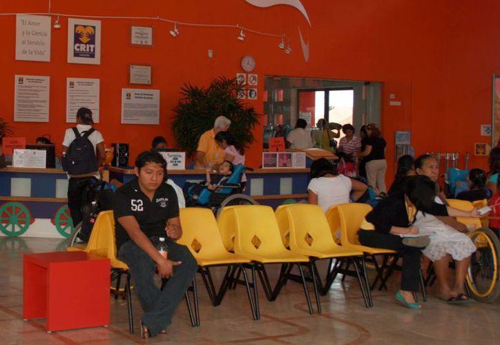 Instalaciones del CRIT Teletón, en Mérida. (Milenio Novedades)