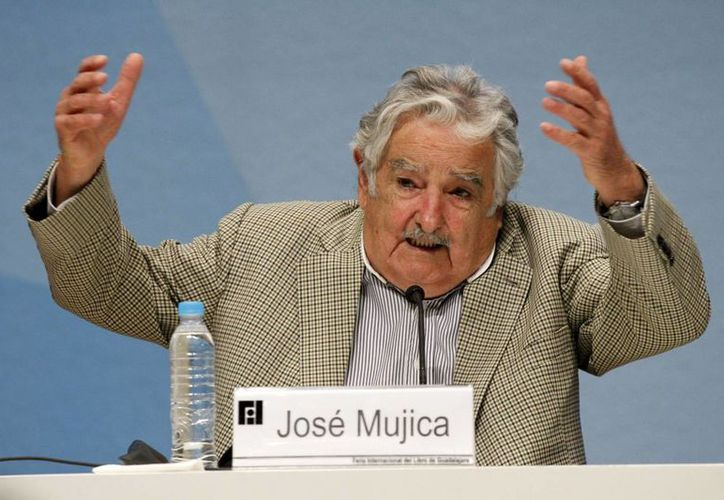 En la FIL de Guadalajara, el mandatario uruguayo aseguró que América es el continente más violento y desigual.  (Archivo/Notimex)