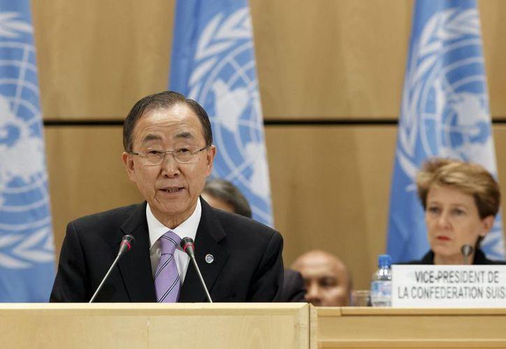 El secretario general de Naciones Unidas indicó que Oriente Medio 'no puede enfrentarse a otra guerra'. (EFE)