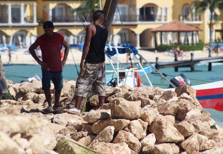 Todavía no se tiene definido el comité para organizar un nuevo fideicomiso destinado para la Recuperación de Playas. (Daniel Pacheco/ SIPSE)