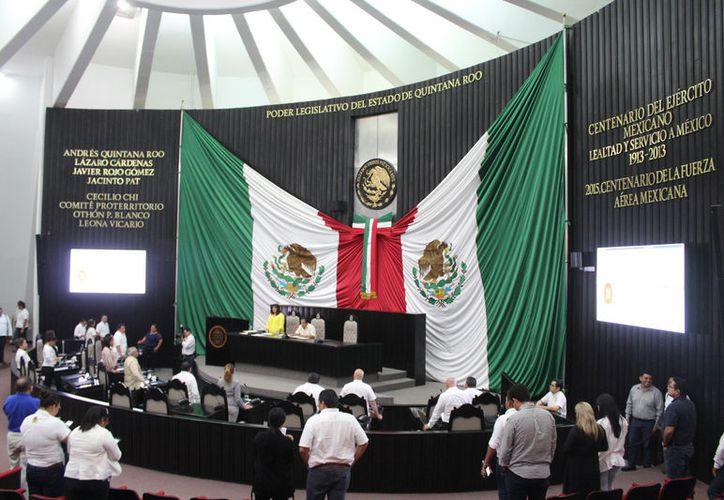 La propuesta del diputado Juan Ortiz Vallejo sugiere una reforma a la Ley Orgánica del Poder Judicial. (Joel Zamora/SIPSE)