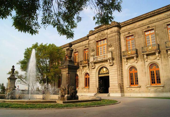 El Castillo de Chapultepec es uno de los espacios culturales más importantes dentro del Bosque del mismo nombre. (Archivo/Notimex)