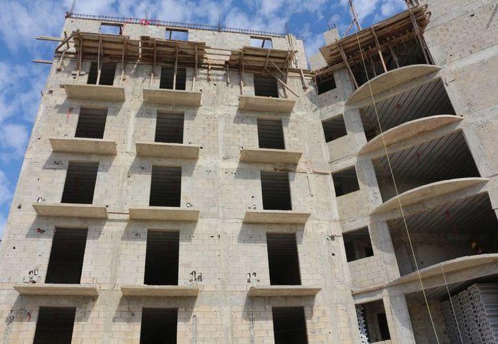 En 2015 la inversión inmobiliaria en Playa del Carmen fue de 2 mil 500 millones dólares. (Adrián Barreto/SIPSE)