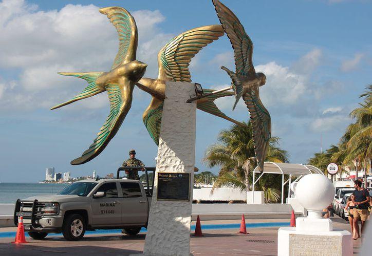 La presencia de los militares se hará sentir en todos los rincones de la ciudad, aseguran. (Foto: Daniel Pacheco)