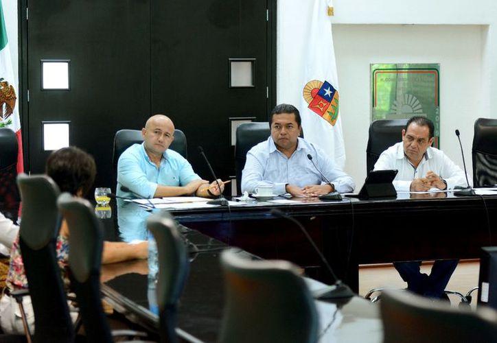 Una vez certificadas las pruebas, la Comisión Instructora llamará a una segunda comparecencia a Juan Pablo Guillermo Molina. (Joel Zamora/SIPSE)