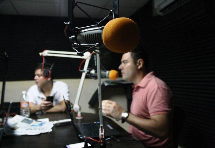 La Anipa hizo la solicitud formal de una radio comunitaria para Playa del Carmen. (Octavio Martínez/SIPSE)