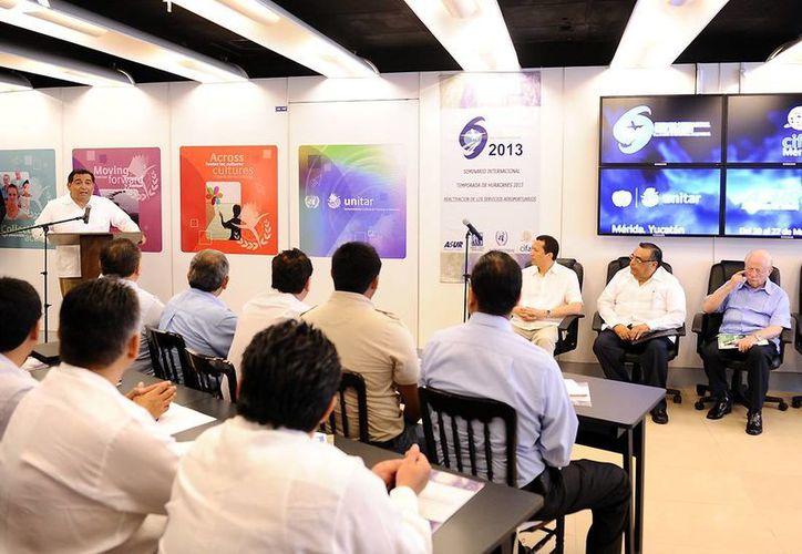 La inaugurada este día es la décima oficina de CIFAL en el mundo, pero destaca por ser la única que ofrece cursos de capacitación en español. (Cortesía)