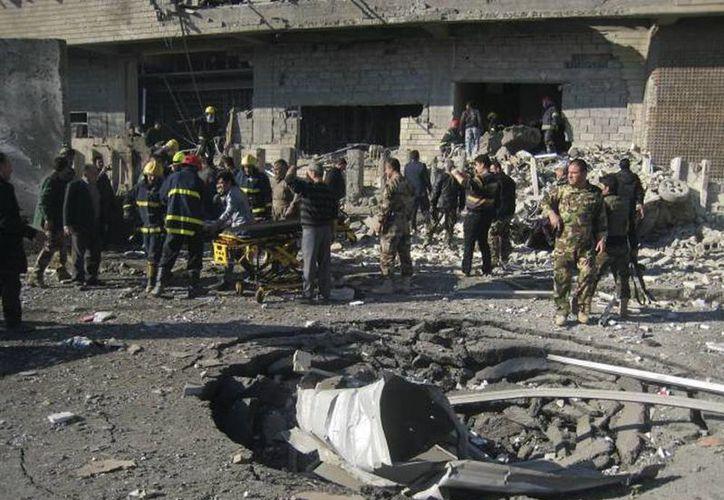 Los ataques se han intensificado debido a la indignación de los suníes por considerarse discriminados. (Foto de archivo Agencias)