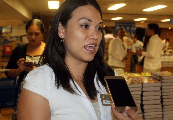 Betsabé Burgos Ramos navegó durante dos años en el buque Logos Hope. (Foto: Gerardo Keb/ Milenio Novedades)