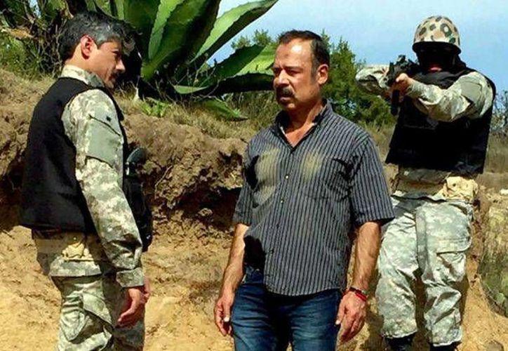'Chapo, el escape del Siglo' del realizador Axel Uriegas promete ser un documento crítico a pesar del estilo Hollywoodense de la cinta. (Imagen tomada de  debate.com.mx)