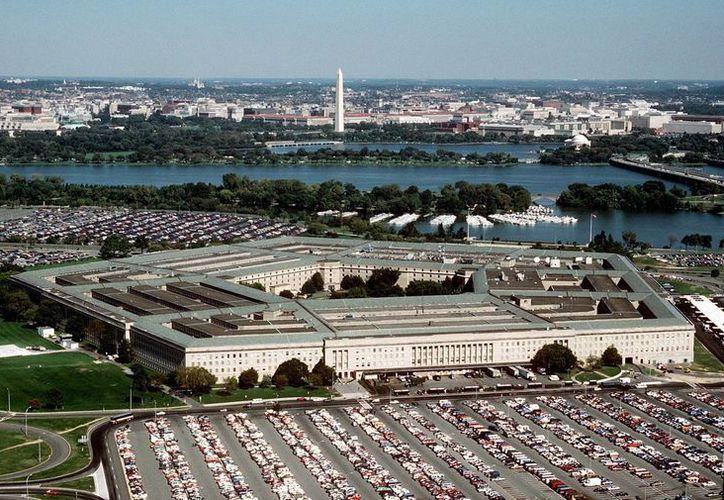 Imagen de las instalaciones del Departamento de Defensa de Estados Unidos, llamado el Pentágono. (wikipedia.org)