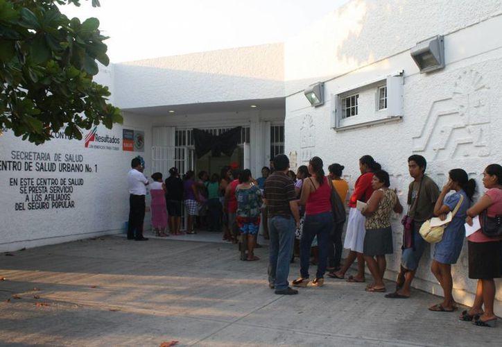 Sesa espera la liberación del presupuesto 2017 para equipar los centros. (Foto: Eddy Bonilla)