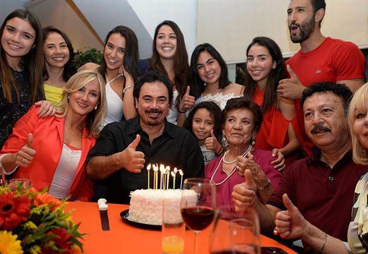 Hugo Sánchez celebró este 11 de julio 60 años de vida. (elsoldesanjuandelrio.com.mx)