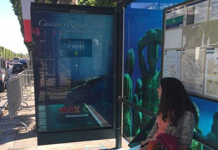 Invitan a visitar el Museo Subacuático de Arte. (Redacción/SIPSE)