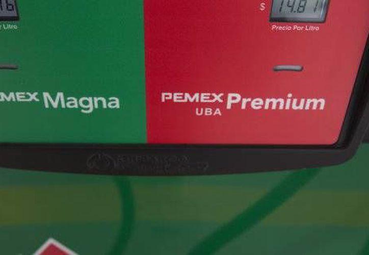 Algunas gasolineras de Cancún y Playa del Carmen se quedaron sin combustible ayer. (Huffington Post México)