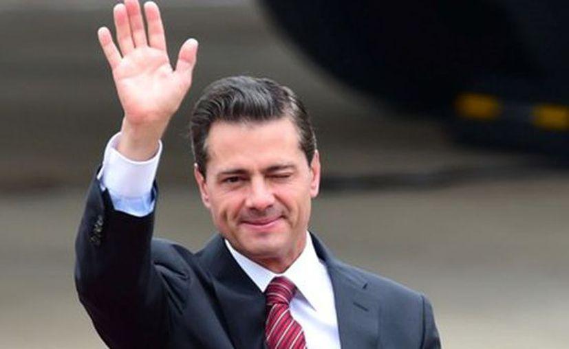 En Argentina, Peña Nieto firmará mañana el Tratado entre México, Estados Unidos y Canadá (AFP)